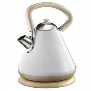 UntitRussell Hobbs - 1.7 Litre Kettle - White & Woodled